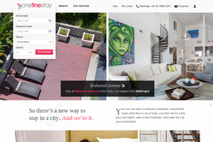 Carrier and Onefinestay join forces