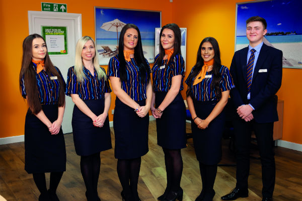 Hays Travel recruits for hundreds of travel agent apprentices