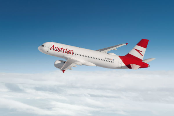 Austrian Airlines takes on Birmingham-Vienna route