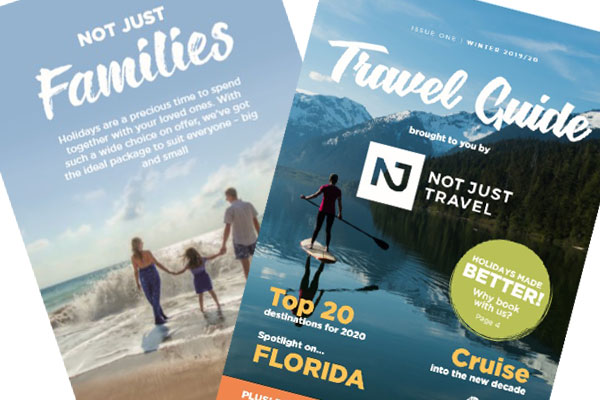 Not Just Travel conference 2019: Homeworking group launches customer magazine