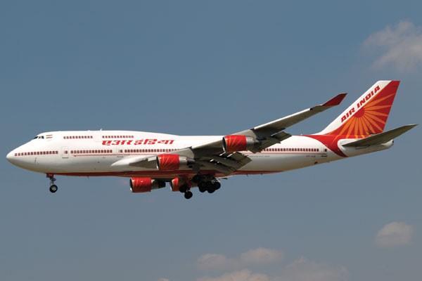 Air India pilot stripped of licence after failing breathalyser test