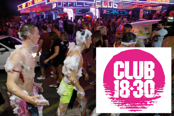 Thomas Cook calls time on Club 18-30