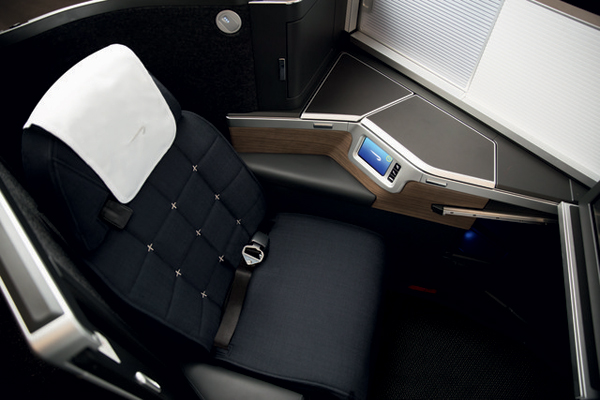 BA reveals new long-haul business class