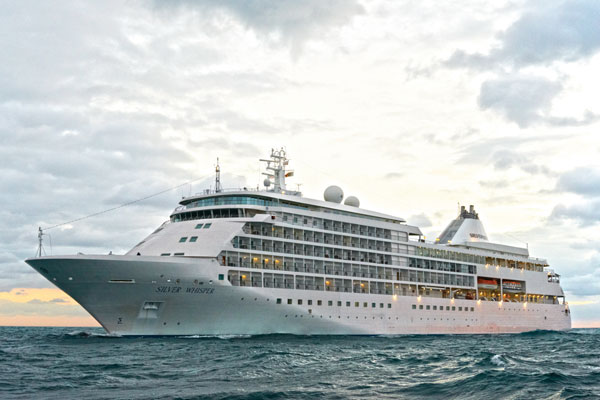 Royal Caribbean takes complete ownership of Silversea Cruises