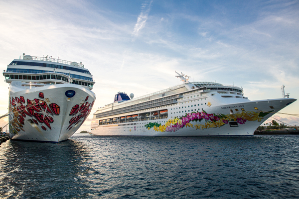 Norwegian Cruise Line reports $1.9bn loss