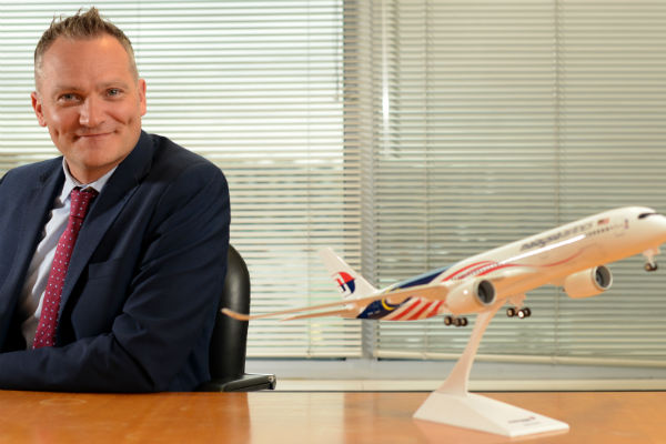 Ex-BA head of UK leisure sales moves to Malaysia Airlines