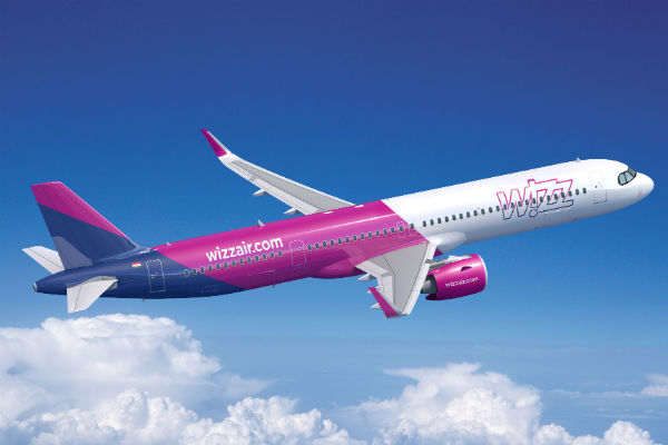 Wizz Air flags extended range flights with new aircraft