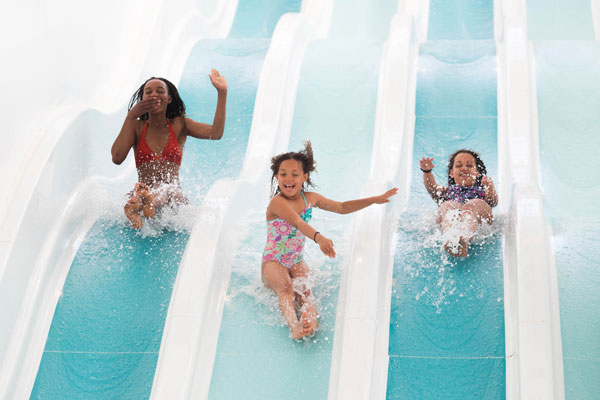 To celebrate the opening of Splash, WIN a Butlin's family break