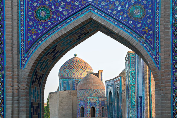 Uzbekistan, heart of the Silk Road