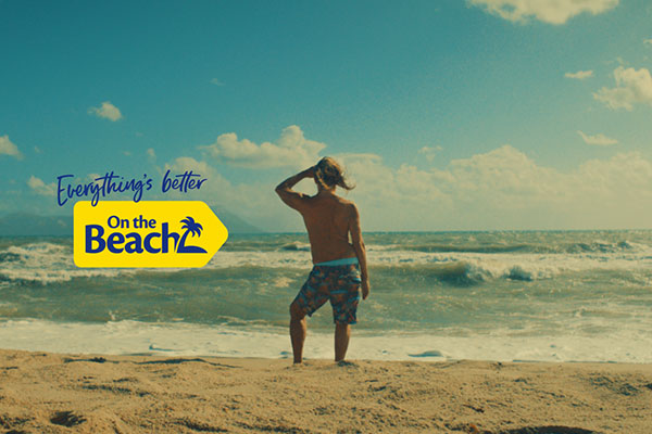 Iggy Pop returns to front new On The Beach campaign