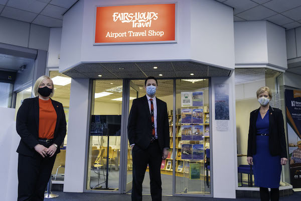 Teesside agency seals 10-year deal with airport