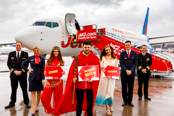 Jet2 adds to Mediterranean programme as capacity rises for 2019