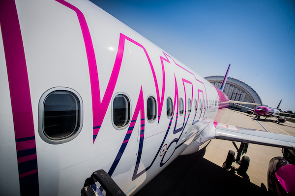 Wizz Air to launch Gibraltar and Madeira services
