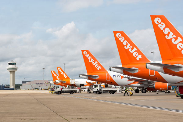 EasyJet bolsters finances with £305m aircraft sale and leaseback