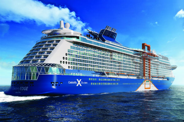 Video: Celebrity Cruises to christen next ship in UK
