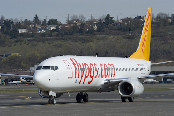 Pegasus Airlines resumes domestic flights