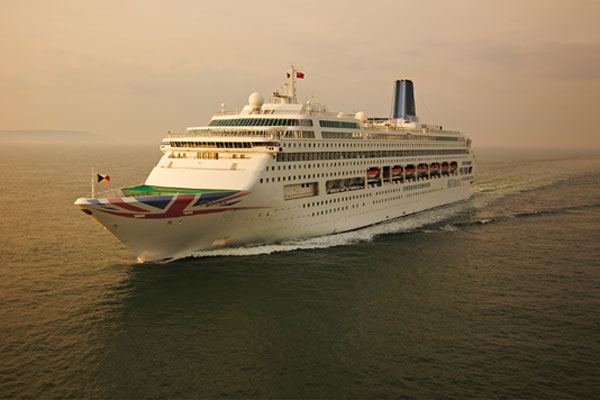 Oriana to leave P&O Cruises fleet in August 2019