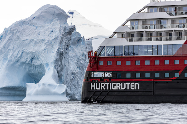 Hurtigruten splits operations in bid for post-Covid growth