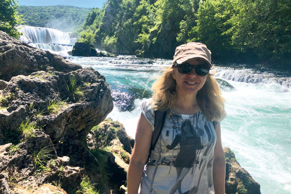 Exploring the natural beauty of Croatia's Plitvice Lakes