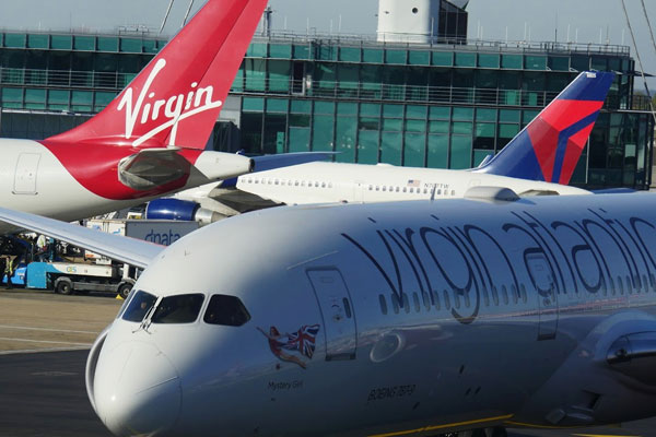 Former Monarch owner linked to potential Virgin Atlantic rescue bid