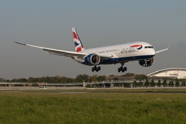 BA reinstates Pakistan service