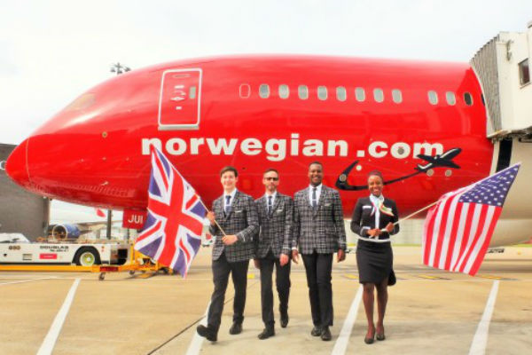 Norwegian releases 'lowest' US fares for summer 2020