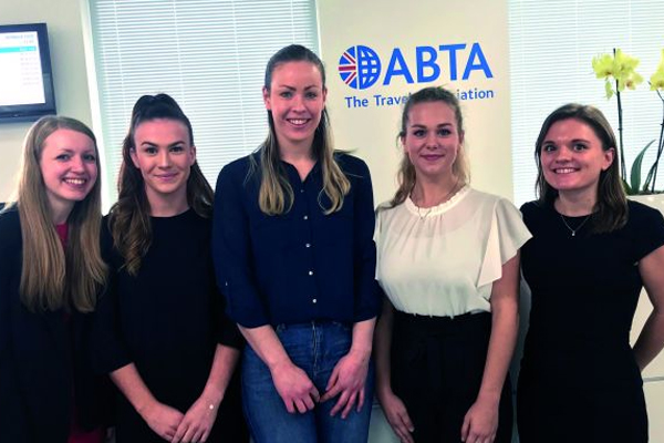 Spotlight: Meet Abta's 2019 intern