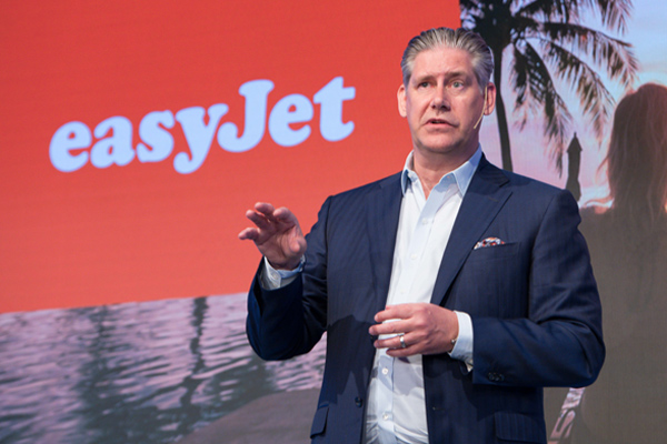 'No permanent damage' to air travel says easyJet boss