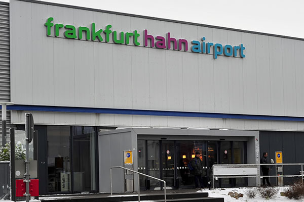 China's HNA takes over Frankfurt Hahn