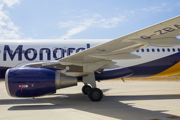 Monarch failure: Rival airlines accused of 'profiteering'