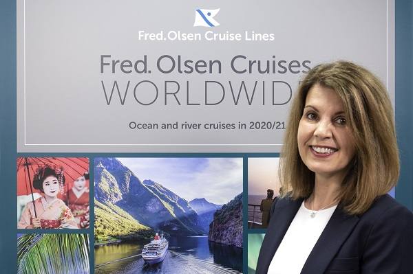 Fred Olsen Cruise Lines replaces sales and marketing director