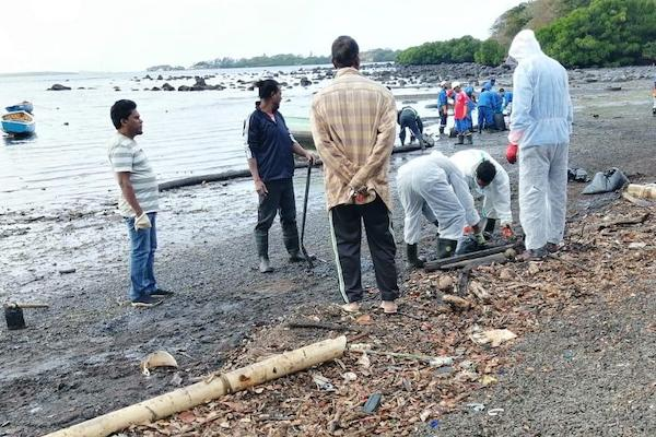 Mauritius oil spill is 'unprecedented ecological crisis'