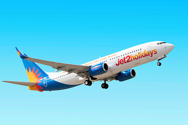 Jet2.com and Jet2holidays extend suspension to March 25