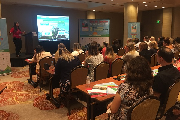 Latin Routes hosts first agent training academy in Brazil