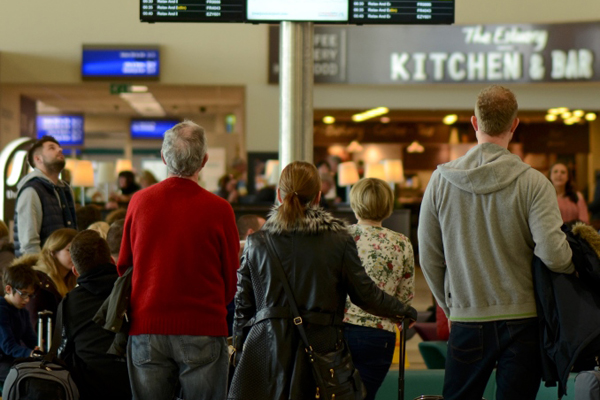 Liverpool airport faces bank holiday strike