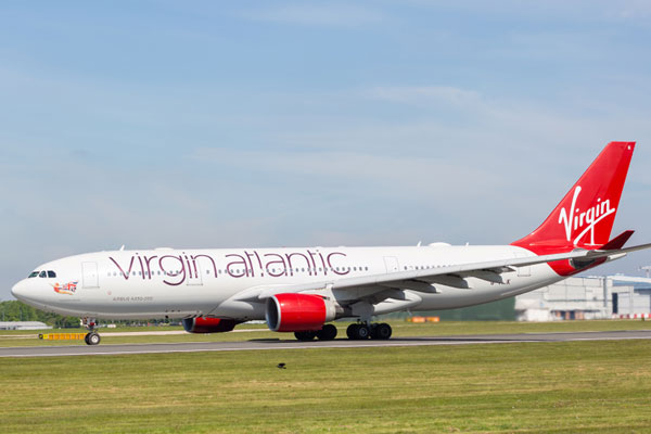 Virgin Atlantic confirms new Manchester-Delhi route