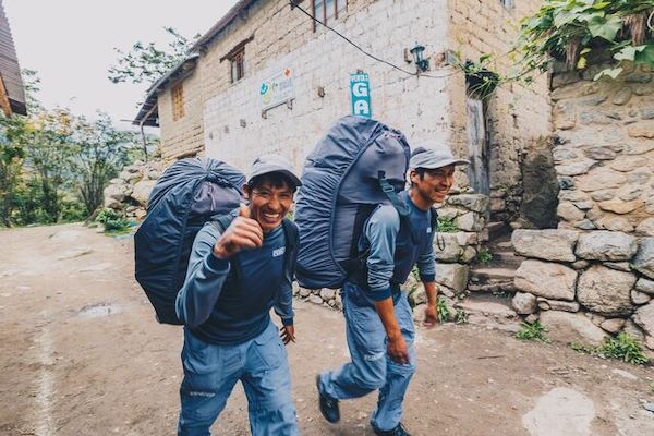 Intrepid Travel initiative supports porters around the world