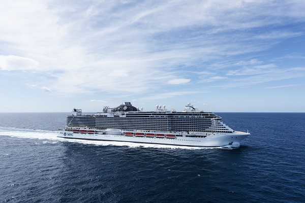MSC Cruises to feature in TV documentary tonight