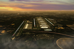 Infrastructure costs for third runway to fall on Heathrow