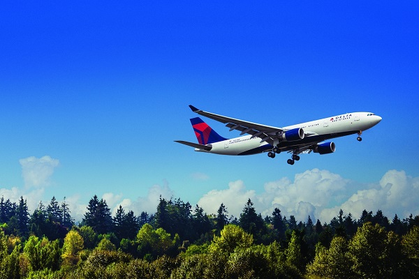 Delta invests $1 billion in carbon reduction