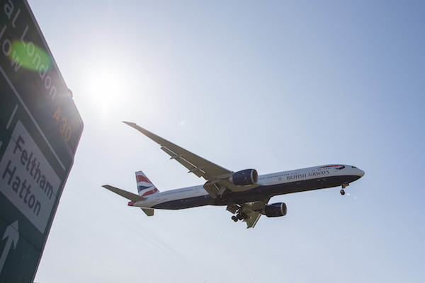 BA Bermuda service switches to Heathrow