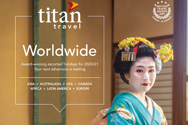 Saga 'seeking sale of Titan Travel'