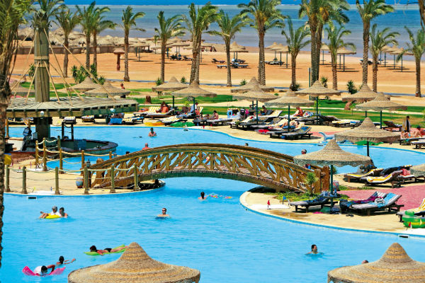 Tui re-introduces winter Sharm flights from Edinburgh