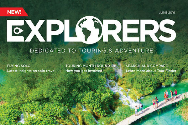 Advantage unveils touring and adventure magazine