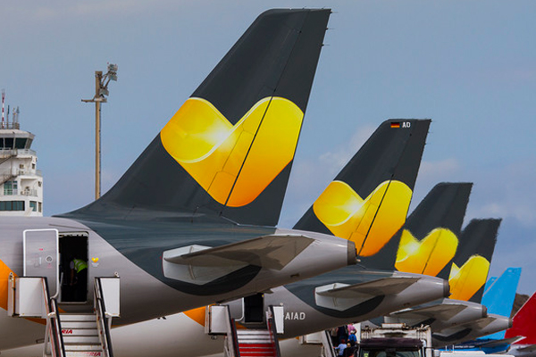 Thomas Cook confirms bid for northern Europe arm