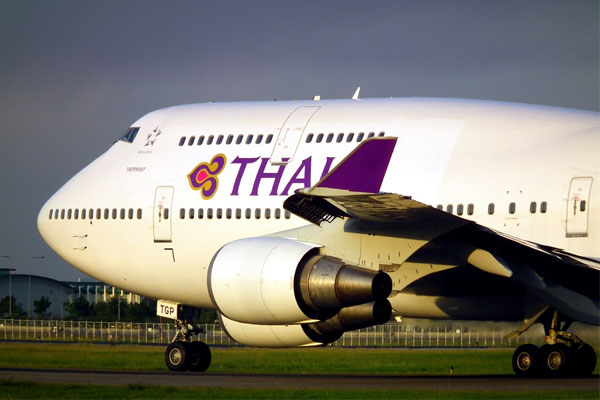Thai Airways extends international flight suspensions