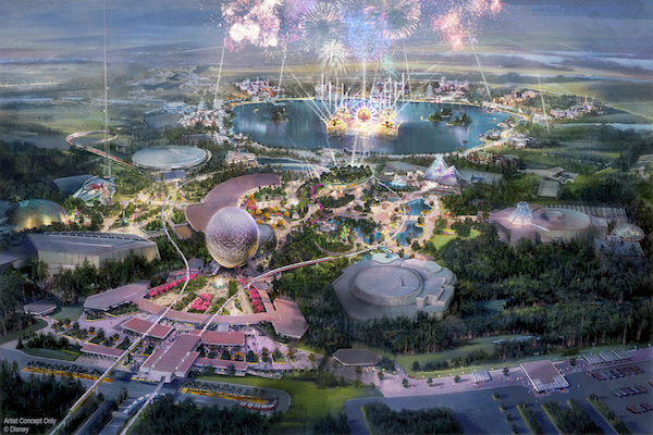 EPCOT set for Walt Disney World revamp