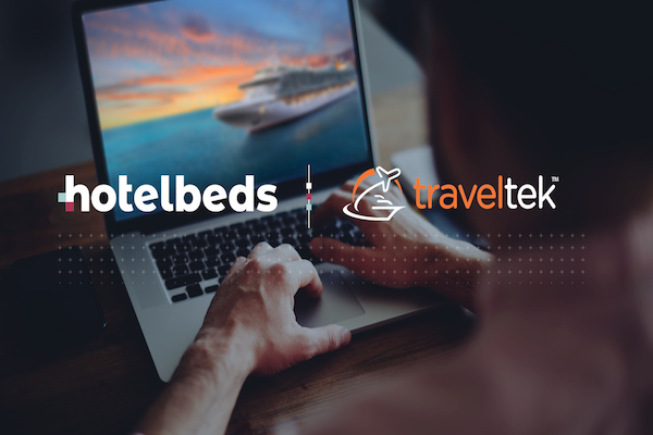 Hotelbeds to offer cruise via Traveltek link