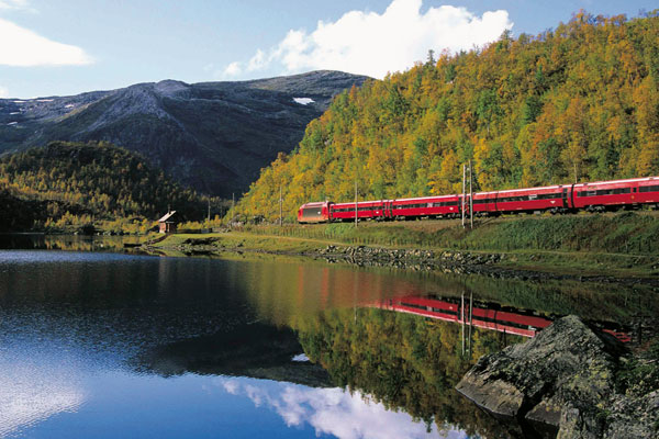Escorted tours: Norway