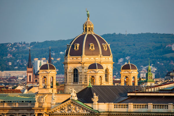 Switzerland and Austria: 48 hours in Vienna